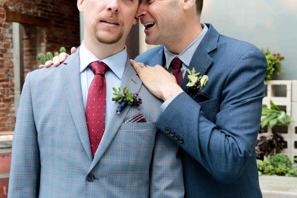 The Howl Long Beach Wedding Photography, Gay Wedding Photography