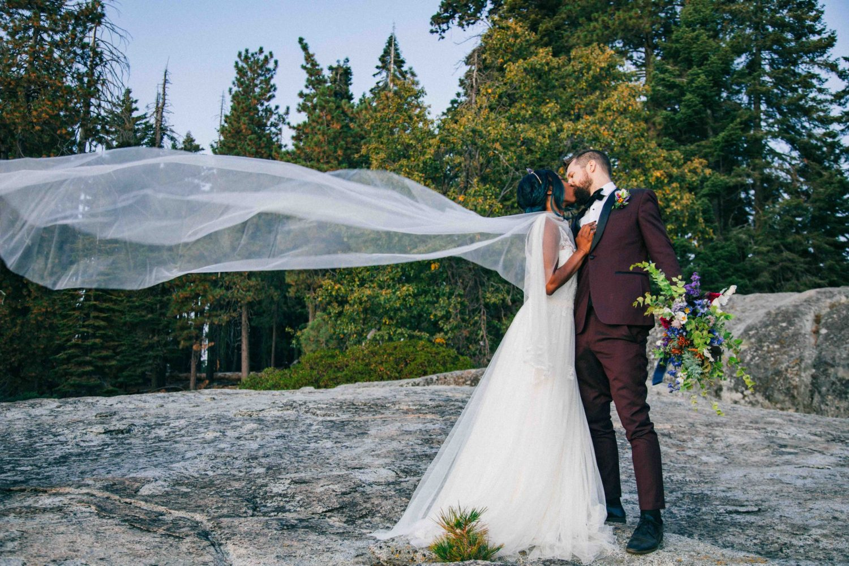 sequoia elopement photography, epic elopement, california elopement, trista maja photography