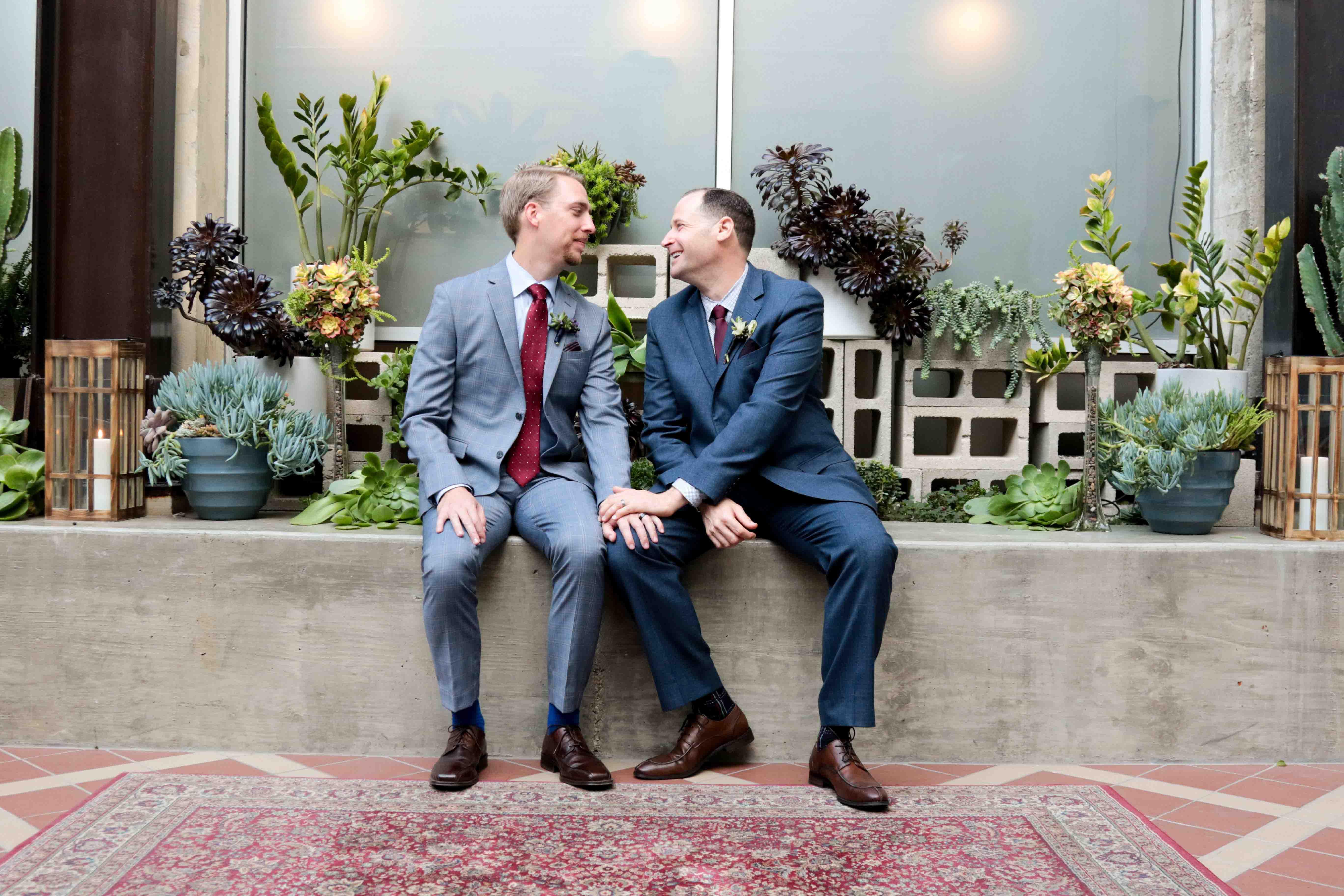 The Howl Wedding, Gay Los Angeles Wedding, LGBT Wedding Photography
